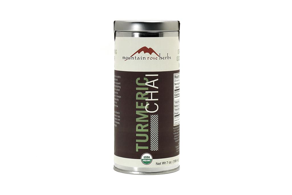 Organic Turmeric Chai