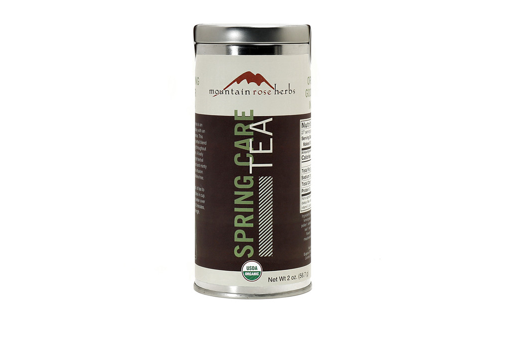Organic Spring Care Tea