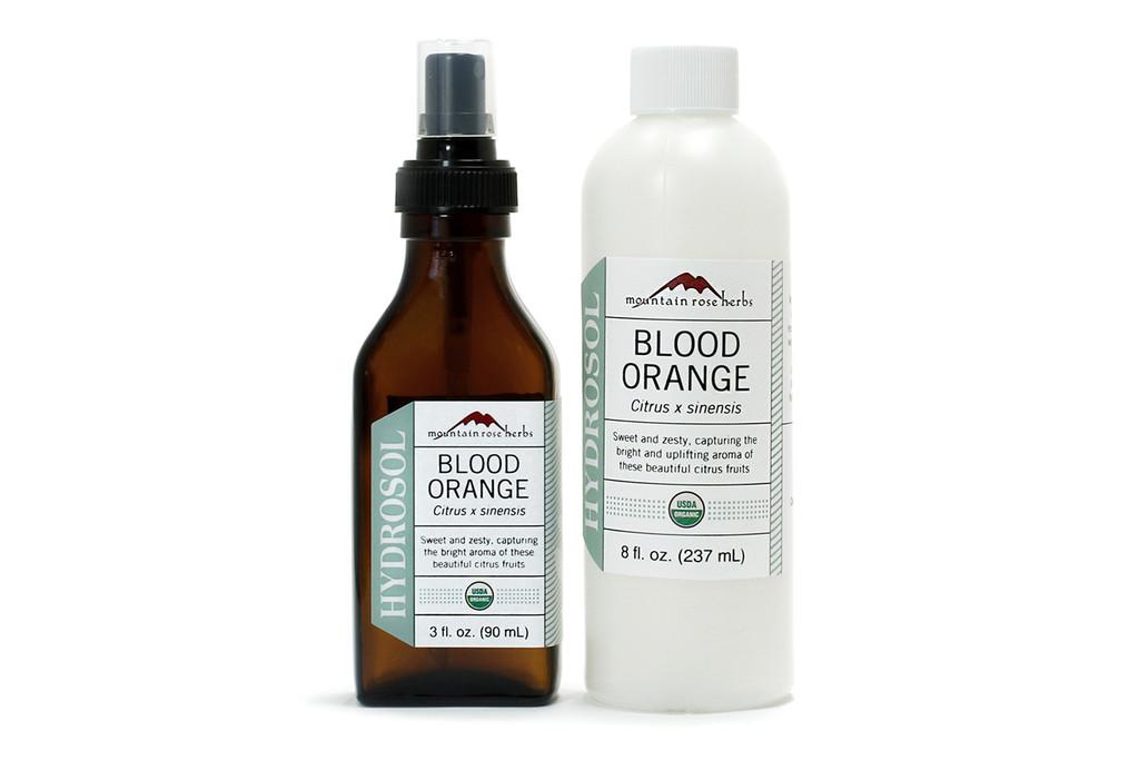 Organic Blood Orange Hydrosol