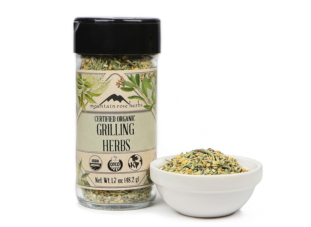 Grilling Herbs