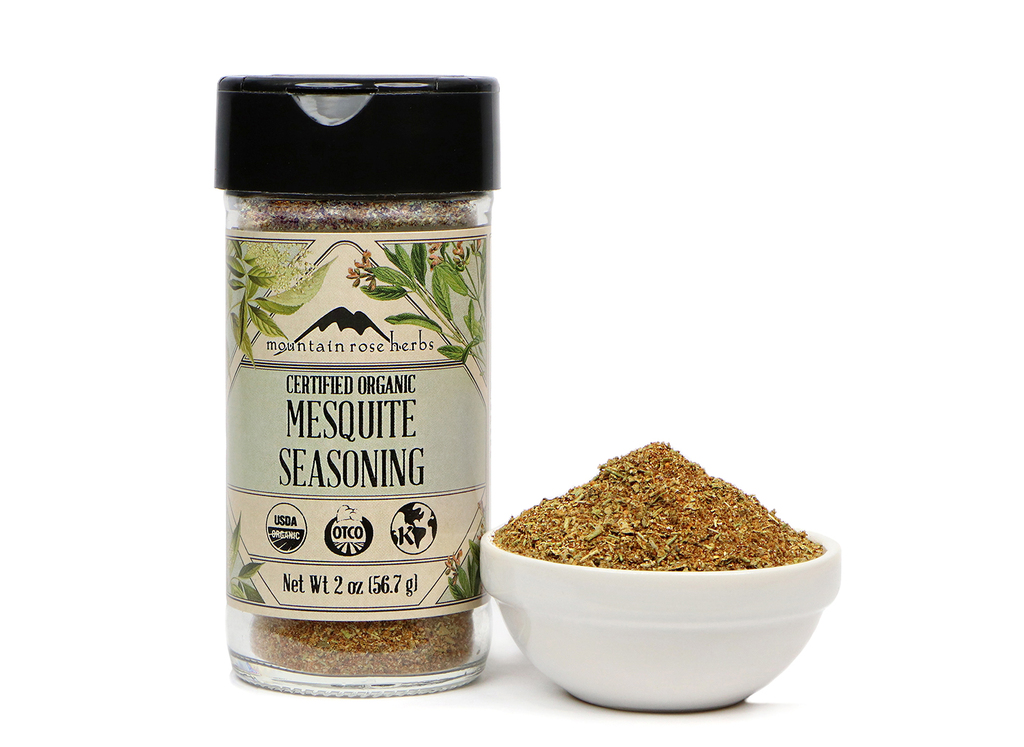 Mesquite Seasoning