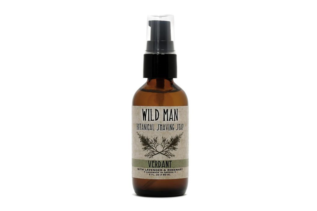 Verdant Botanical Shaving Soap