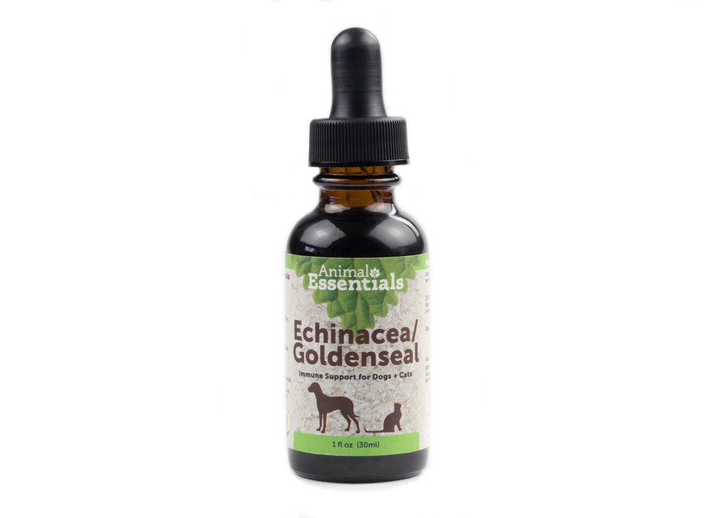 Echinacea Goldenseal Animal Extract