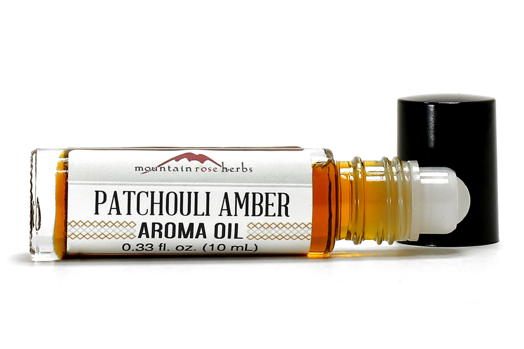 Patchouli Amber Aroma Oil