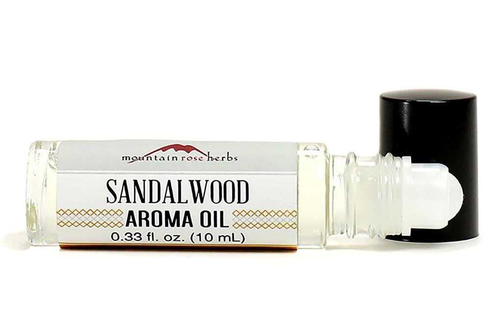Sandalwood Aroma Oil