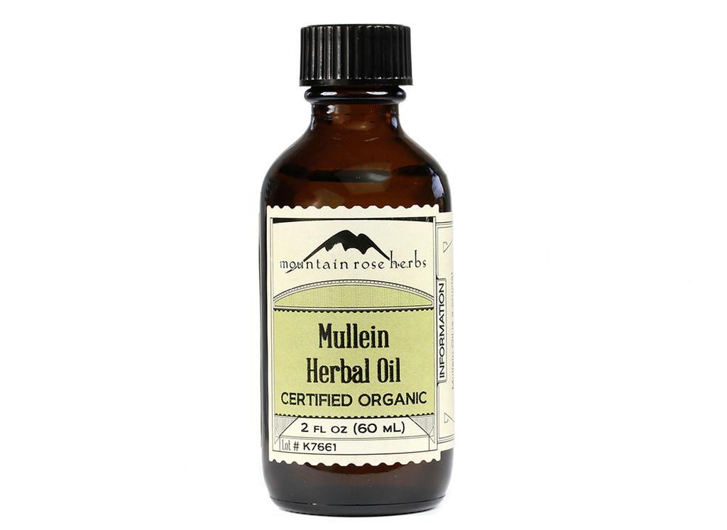 Mullein Herbal Oil