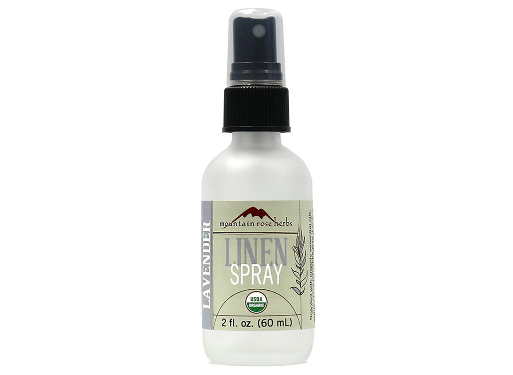 Organic Lavender Linen Spray