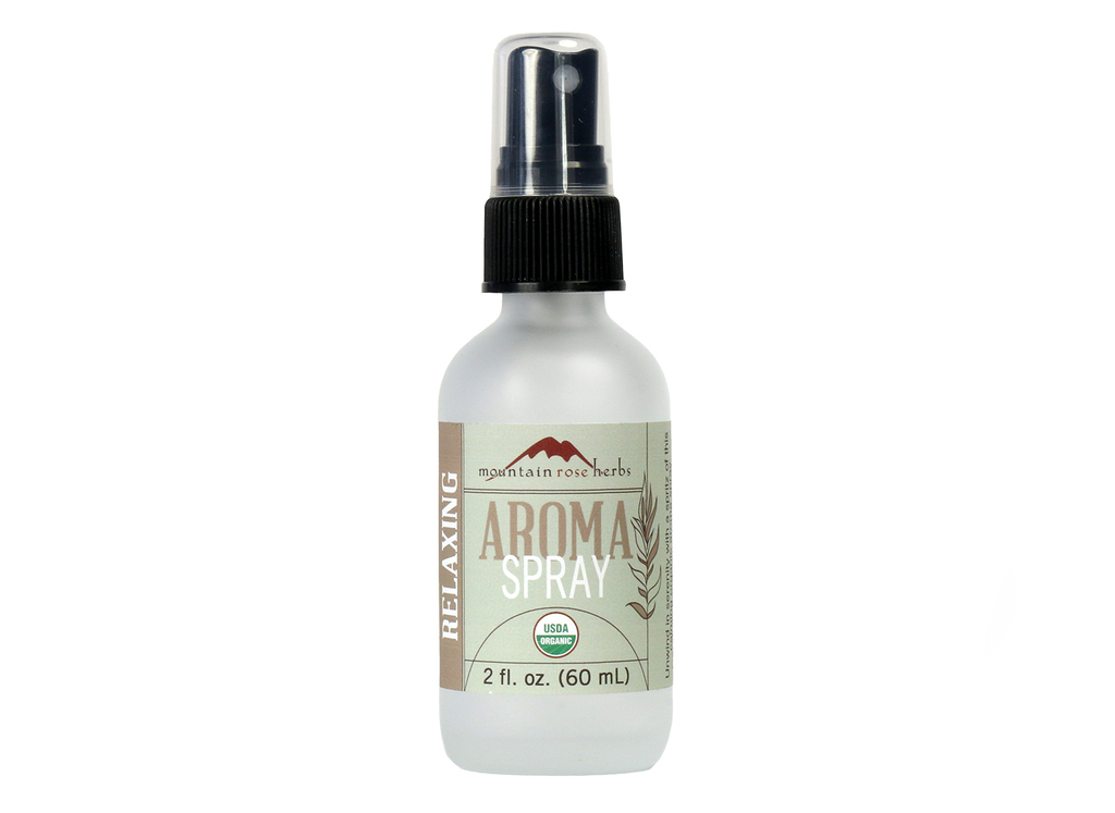 Organic Relaxing Aroma Spray