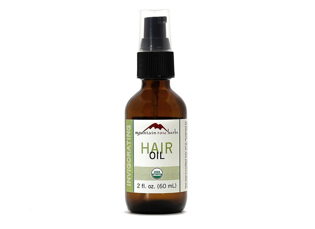 Invigorating Hair Oil