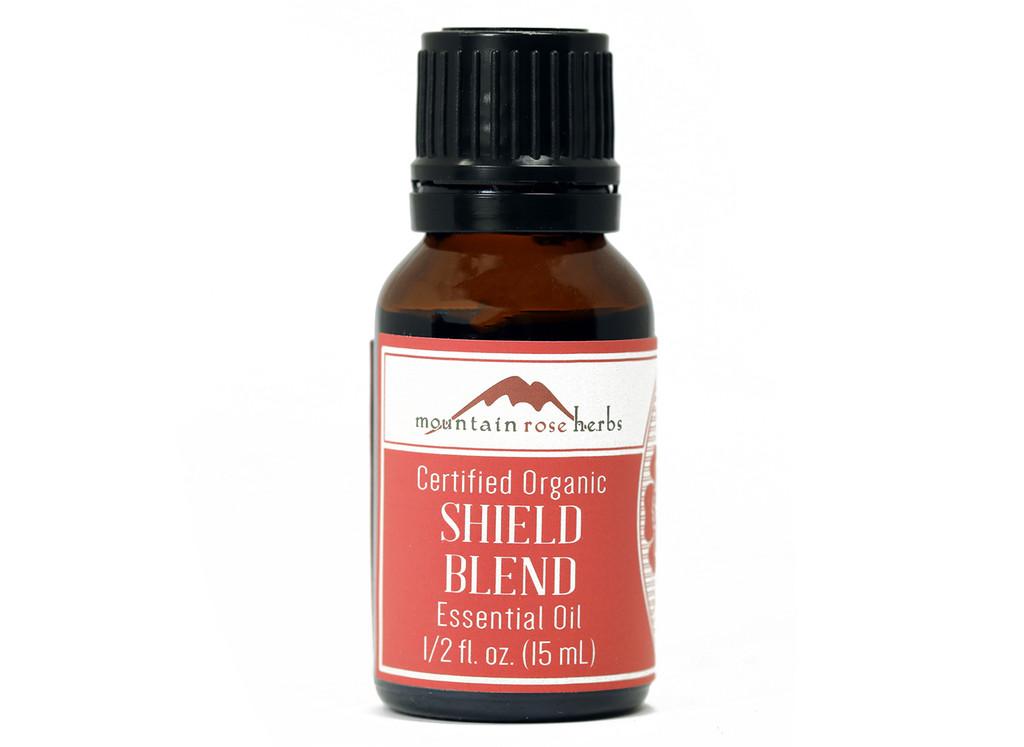 Organic Shield Essential Oil Blend