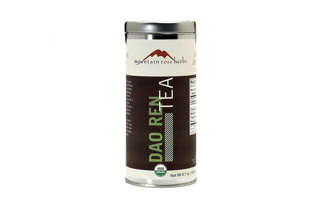 Organic Dao Ren Tea