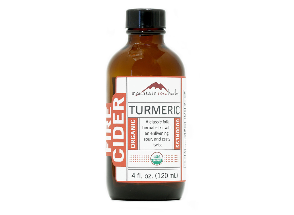 Turmeric Fire Cider