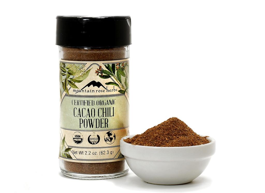 Organic Cacao Chili Powder