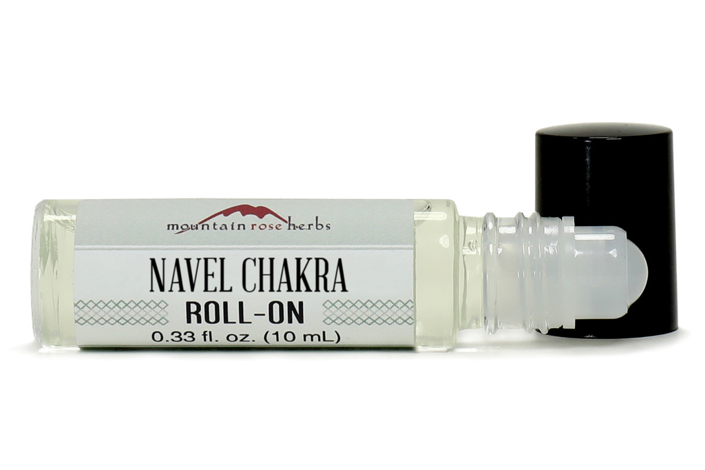 Organic Navel Chakra Roll-On