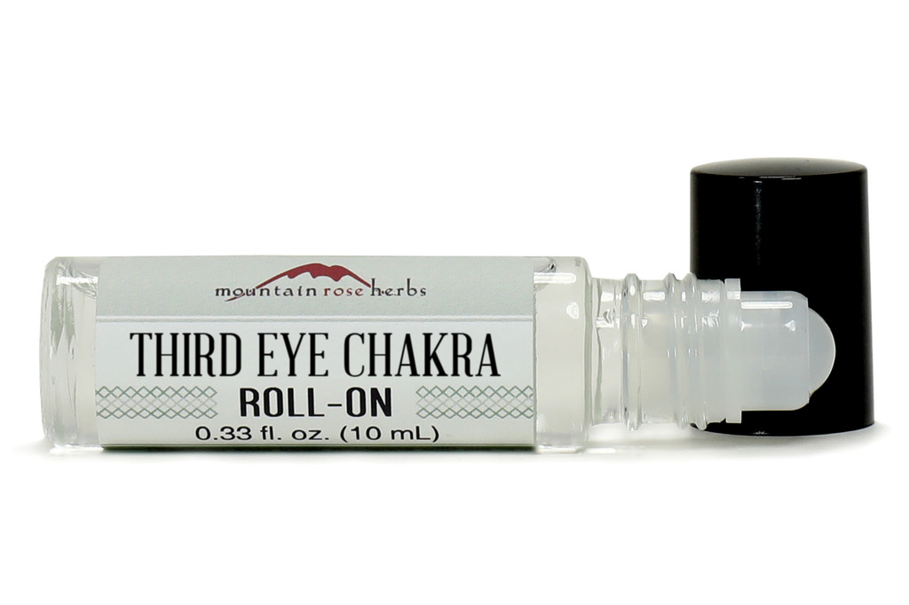 Organic Third Eye Chakra Roll-On