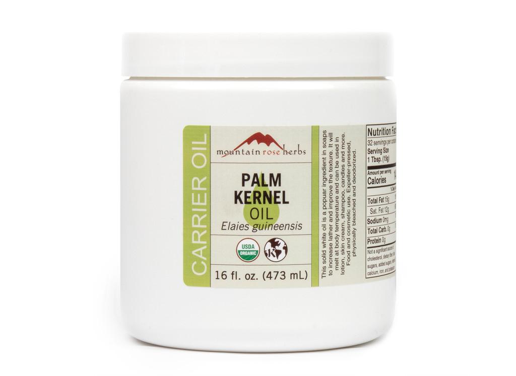 Organic Palm Kernel Oil
