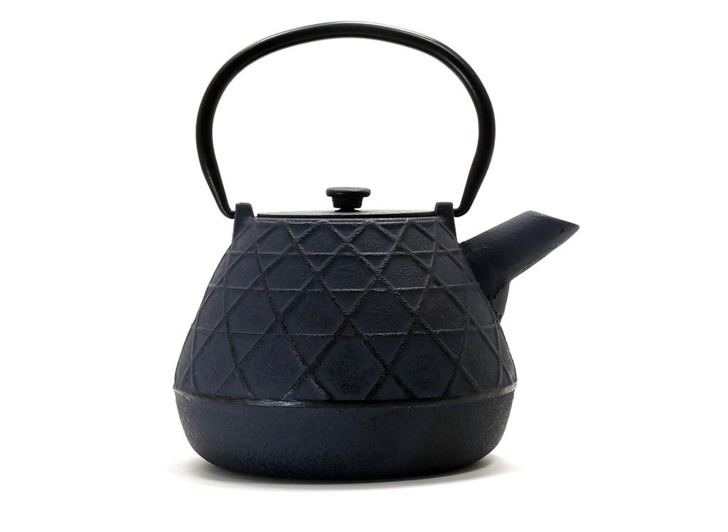 Slate Cast Iron Teapot