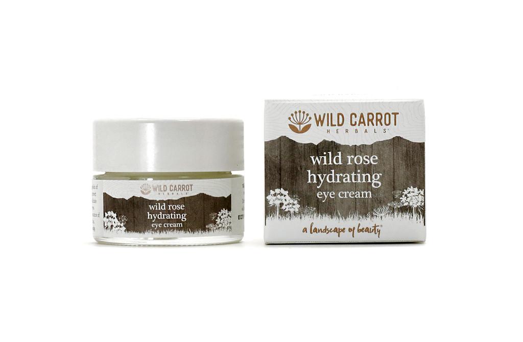 Wild Rose Eye Cream from Wild Carrot Herbals