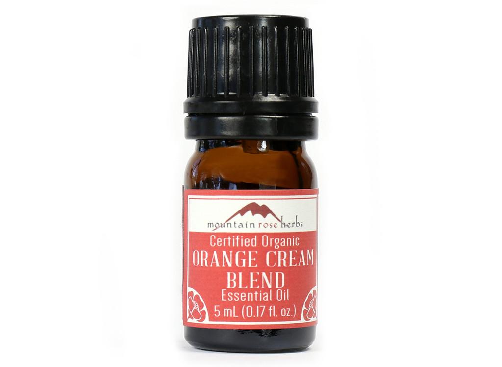 Orange Cream Blend Essential Oil