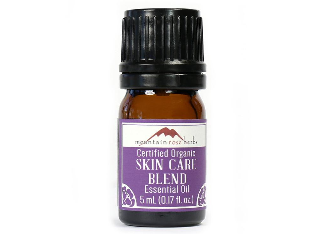 Organic Skin Care Blend Essential Oil