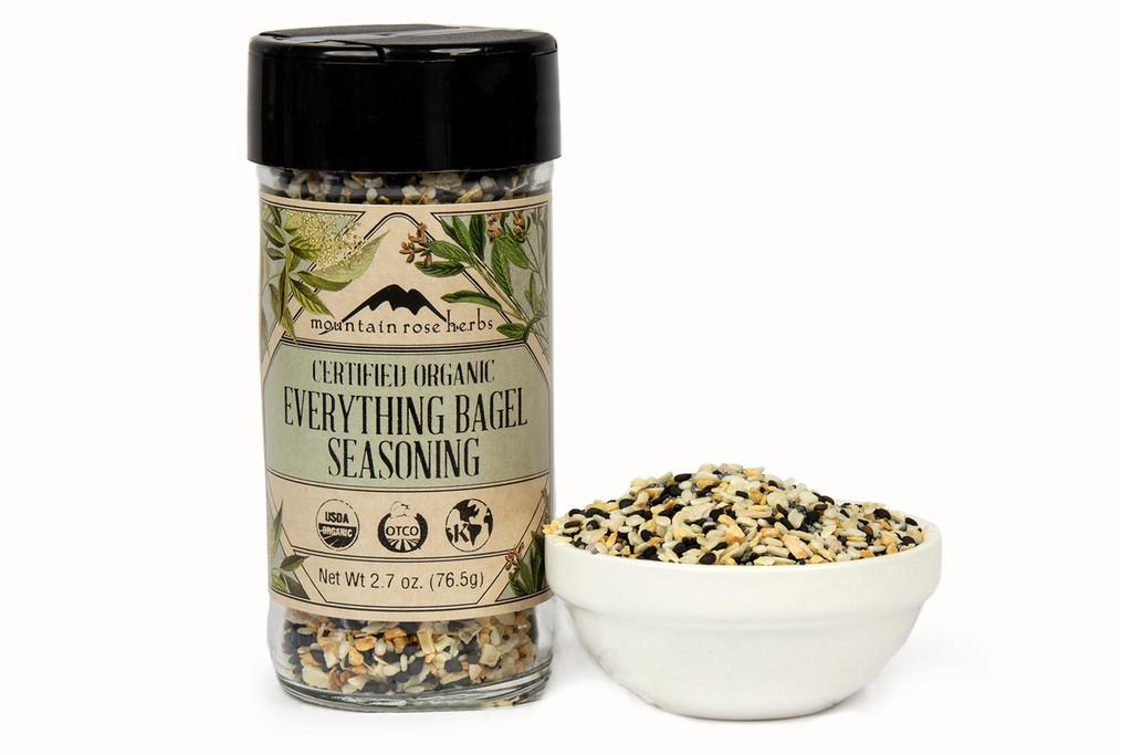 Organic Everything Bagel Seasoning
