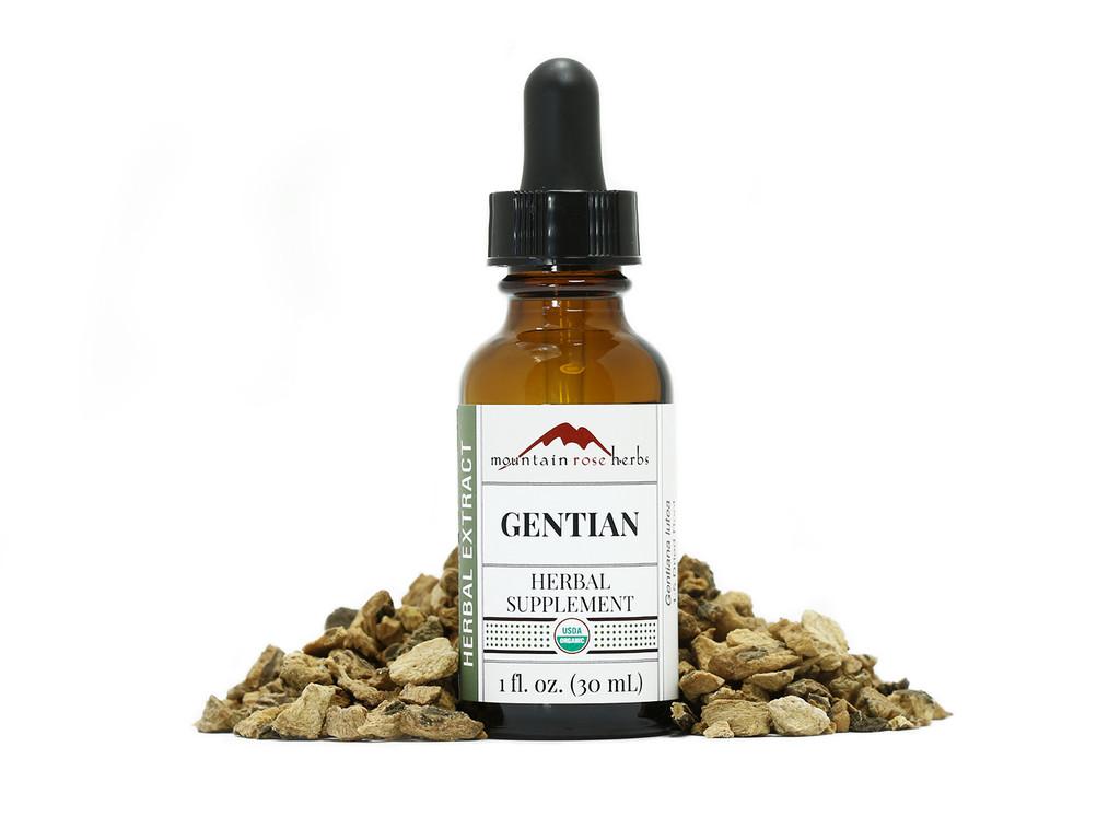 Gentian Extract