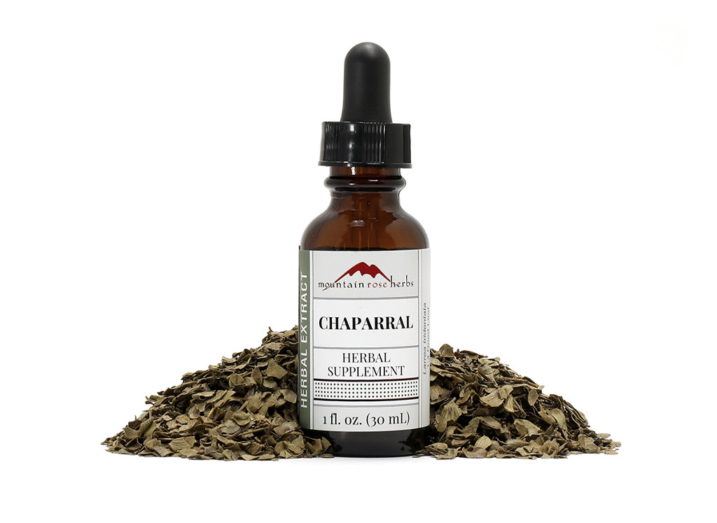 Organic Chaparral Extract