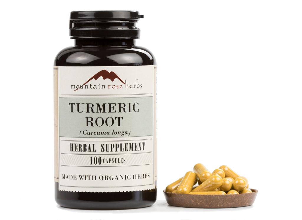 Turmeric Root Capsules