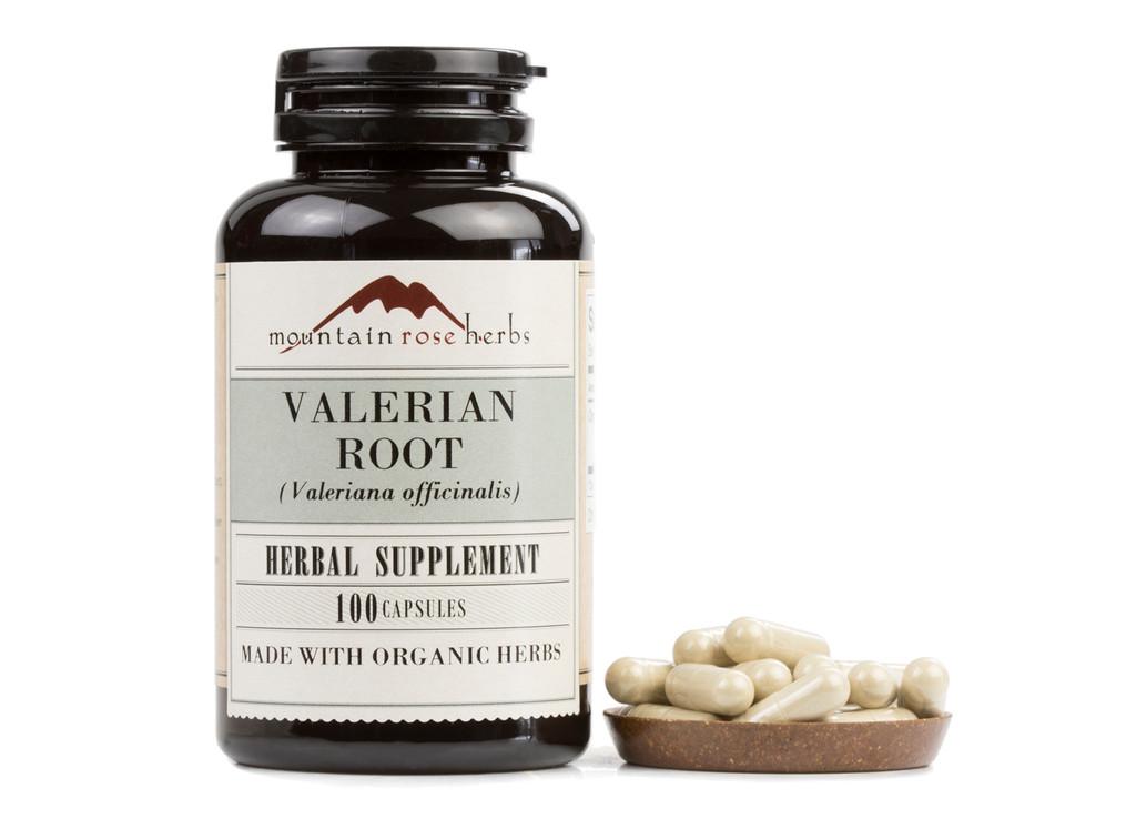 Valerian Root Capsules