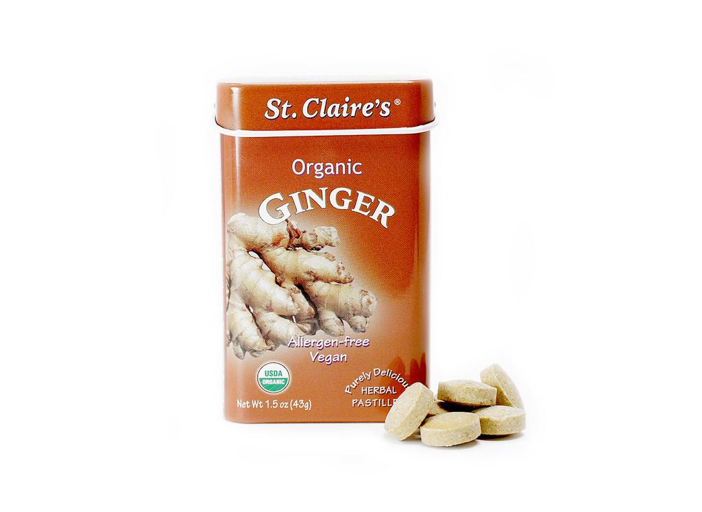 Ginger Pastilles