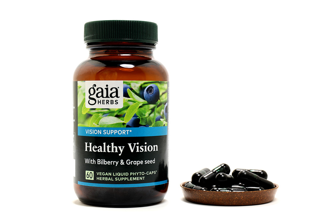 Healthy Vision Capsules