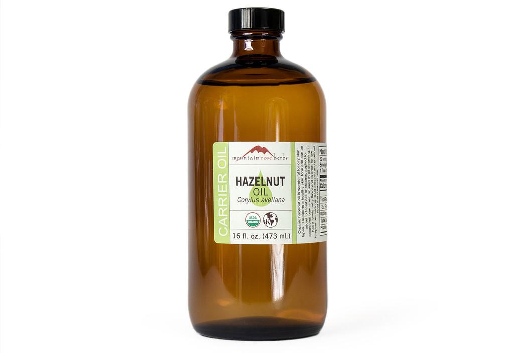 Organic Hazelnut Oil