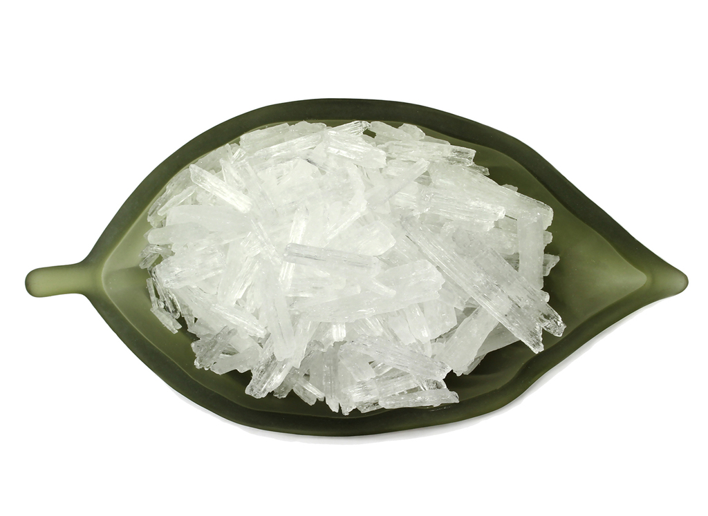 Organic Menthol Crystals