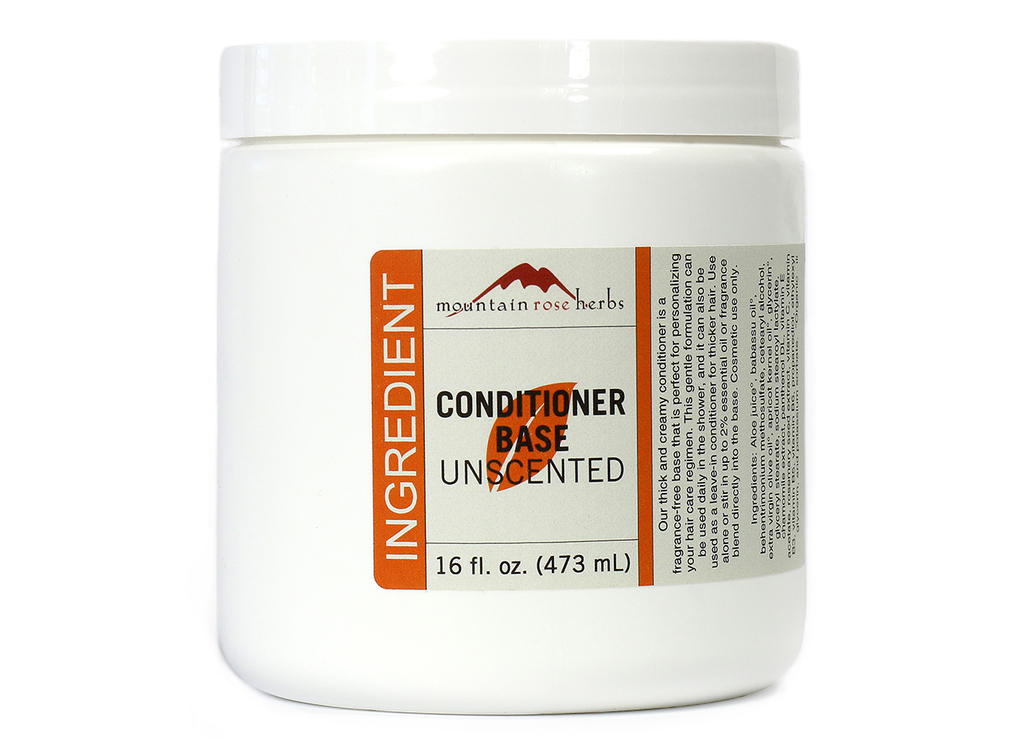 Unscented Conditioner Base