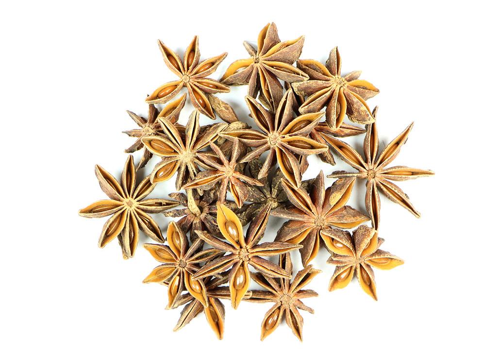 Organic Anise Star Pods