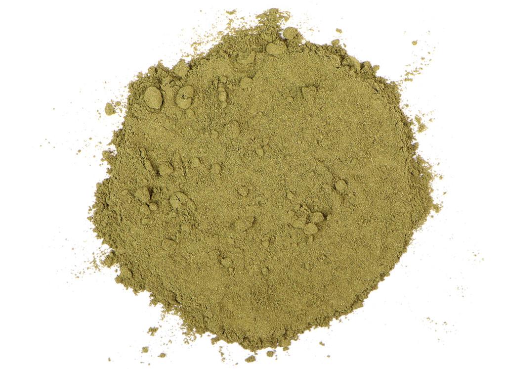Organic Ginkgo Leaf Powder