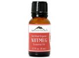 Organic Nutmeg Essential Oil