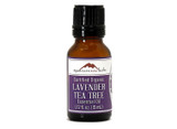 Organic Lavender Tea Tree Essential Oil