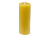 Beeswax Column Candle