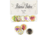 Botanical Button Set