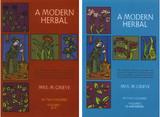 A Modern Herbal (Volume 1 and Volume 2)
