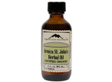 Organic Arnica St. John's Herbal Oil