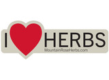 Sticker, I Love Herbs