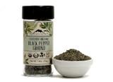 Organic Bottled Ground Black Pepper