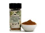 Organic Bottled Cinnamon (Cassia) Powder