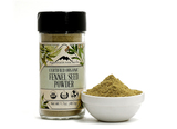 Organic Bottled Fennel Powder