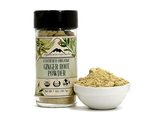 Organic Bottled Ginger Root Powder