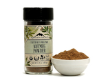 Organic Bottled Nutmeg Powder