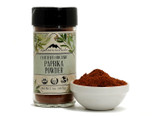 Organic Bottled Paprika Powder