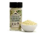 Organic Bottled Yellow Mustard Powder